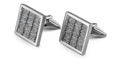 Wood Cufflinks | No. 667