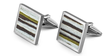 Wood Cufflinks | No. 968