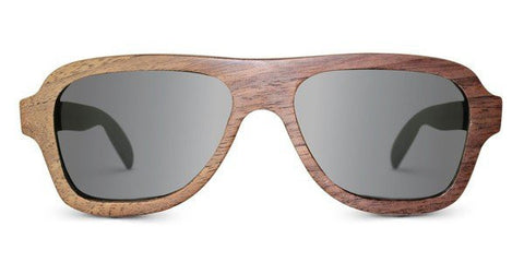 Delfina | Reclaimed Walnut Wood Sunglasses