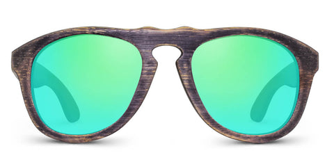 Madison | Woodgrain Blk + Jade