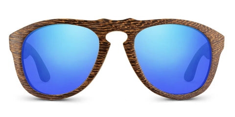 Madison | Wenge + Blue