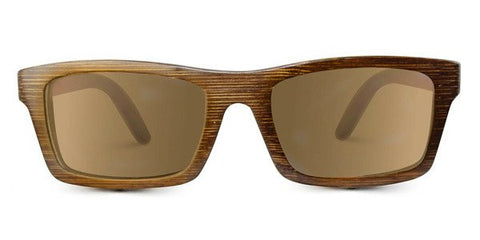 Nopa | Understated Brown Bamboo Sunglasses