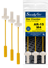 Star Chamber Cleaning Foam Swab (3 pack)