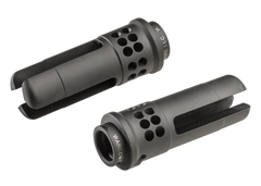 SUREFIRE WARCOMP-556-1/2-28 Flash Hider / Suppressor Adapter for M4/ 16 Rifles and Variants