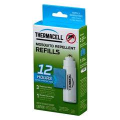 Thermacell - ORIGINAL MOSQUITO REPELLER REFILL - SINGLE PACK - 12 Hours