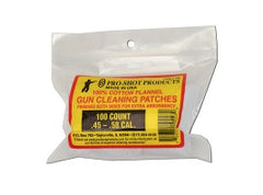 Patches - .45-.58Cal. Black Powder 100CT