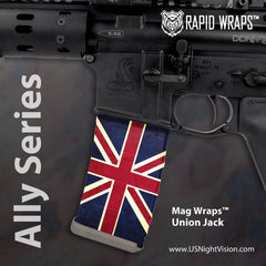 Rapid Wraps - Mag Wraps - Union Jack