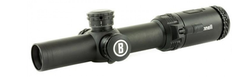 Bushnell AR Optic 1-4x24 FFP BTR-2 Illuminated Reticle with Throw Lever