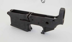 AR-15 Stripped Lower  Receiver 7075-T6 MULTI CAL