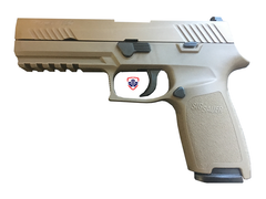 SIG-SAURER P320 FDE with Siglite sights, 9MM