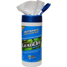 Hygenall LeadOff Wipes - Canister of 45