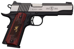 Browning 1911-380 Black Label Medallion Pro