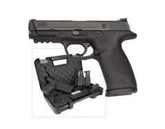 Smith & Wesson M&P 9mm Carry and Range Kit (with FOUR Mags)