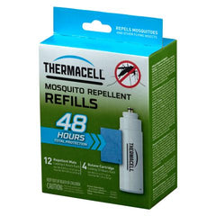 Thermacell - ORIGINAL MOSQUITO REPELLER REFILL - VALUE PACK - 48 Hours