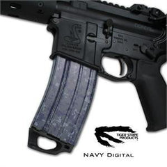 Rapid Wraps - Mag Wraps - TigerStripe Navy