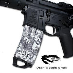 Rapid Wraps - Mag Wraps - TigerStripe Deep Woods Snow