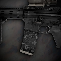 Rapid Wraps - Mag Wraps - Canada Series - Canadian Arms - Dark