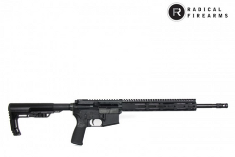 "Radical Firearms Forged Mil-Spec Rifle with 12"" FCR MLOK Rail - 5.56 NATO, 16"""