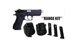 IWI JERICHO 941 BABY EAGLE RANGE KIT 9MM