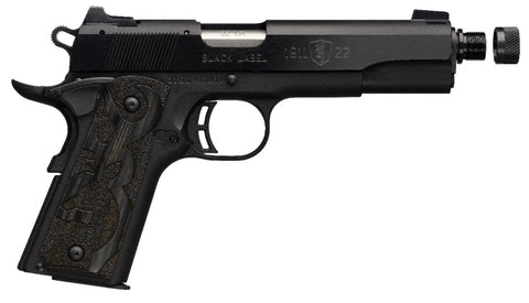 Browning 1911-22 Black Label Medallion Suppressor Ready Full Size (Shot Show Special)