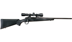 Remington 700 ADL Bolt Action Rifle with 3-9x40 Scope