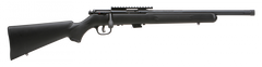 "Savage Mark II FV-SR Bolt Action Rifle .22LR 16.5"" Barrel 5 Rounds Synthetic Stock Black Finish 28702"