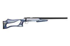 CZ 455 Evolution Varmint Bolt Rifle 22LR Blue Laminate 5rd