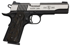 Browning 1911-380 Black Label Medallion Pro Full Size