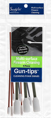 9-Piece Firearm Cleaning Kit Gun-tips
