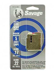 Savage 93 Series Stainless 5 round Magazine