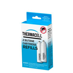 Thermacell - BUTANE CARTRIDGES - TWO PACK