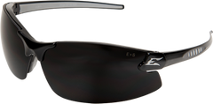 Edge Zorge Safety Glasses - Smoke Lens