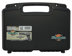 "Flambeau Safe Shot Pistol Case, 14"", Black, 6450SC"