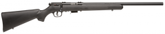 "Savage 93R17 FV Bolt Action Rifle, .17 HMR, 21"" Heavy Barrel, 5 Rounds, Synthetic Stock, Blued Finish, 96700"