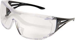 Edge Ossa Over-the-Glasses Safety Glasses - Clear Lens