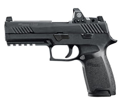 SIG-SAURER P320 RX with Romeo 1 Red Dot & Siglite Sights, 9MM