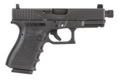 "GLOCK 23 GEN3, 4.49"" THREADED BARREL, 40 S&W"