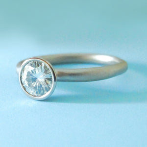 Build A Custom River Engagement Ring
