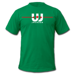 Men's  Jersey T-Shirt - kelly green
