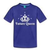 Future Queen - royal blue