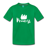 Princess - kelly green