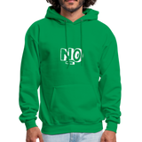 Men's Hoodie - kelly green