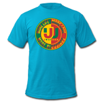 Men's  Jersey T-Shirt - turquoise