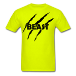Men's T-Shirt - safety green
