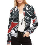Keep It Real  Bomber Jacket for Women