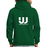 Men's Hoodie - forest green