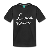 Limited Edition - black