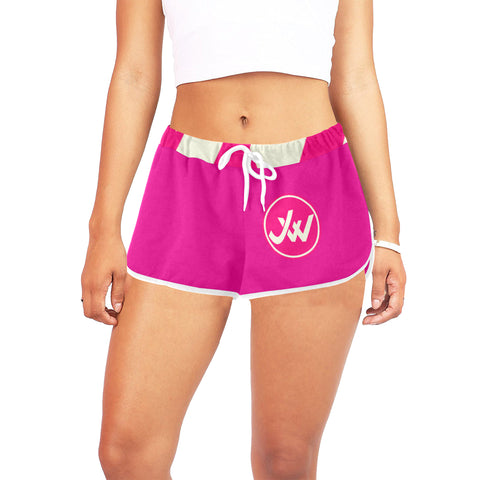 Women's  Relaxed Shorts (Model L19)