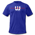 Men's  Jersey T-Shirt - lapis