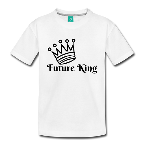 Future King - white